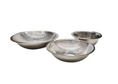 Bowls de acero inoxidable