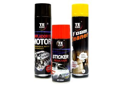Productos limpieza para autos