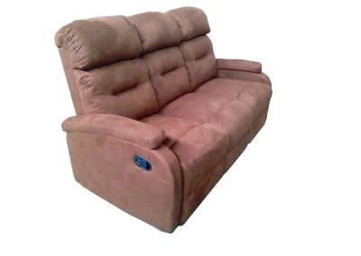 Sofá reclinable para 3